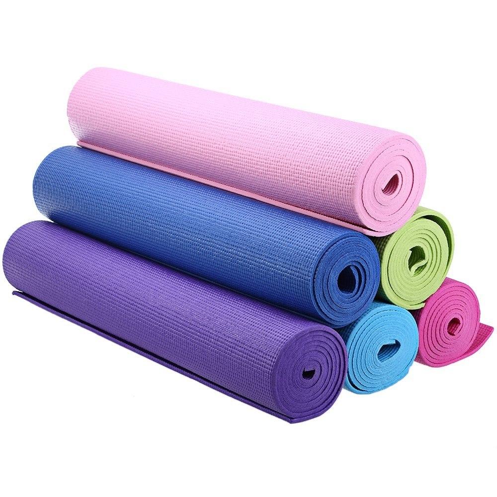c76305061 Colchoneta Mat Yoga Pilates Sportfitness Tapete De Ejercicio – Big Shop